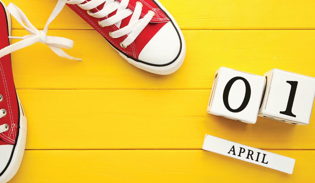 Ben jij voorbereid op de 1 april grappen van jouw brein?