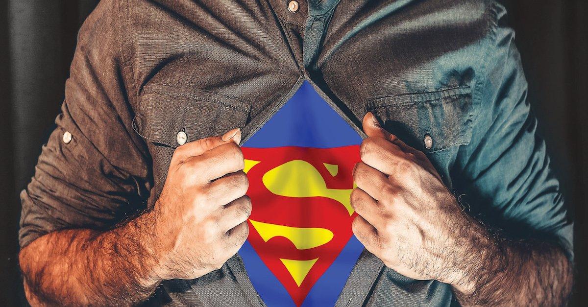 superhero TopState BoostCamp