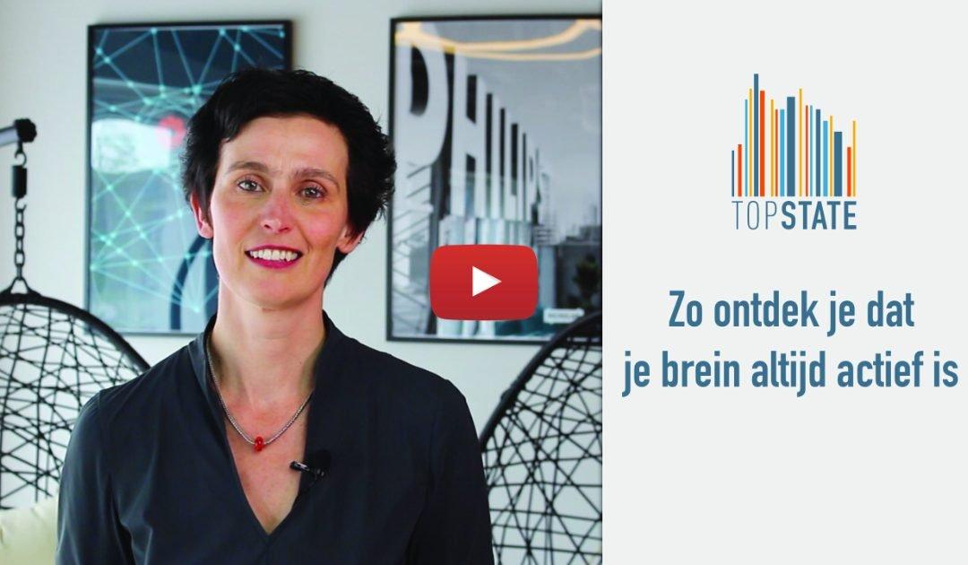 [Vlog] Zo ontdek je dat je brein altijd actief is
