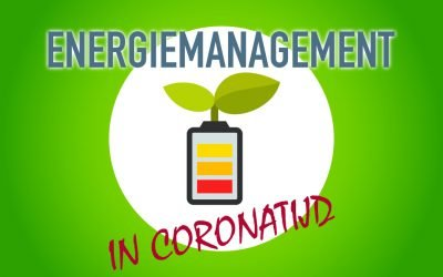 Energiemanagement in coronatijd