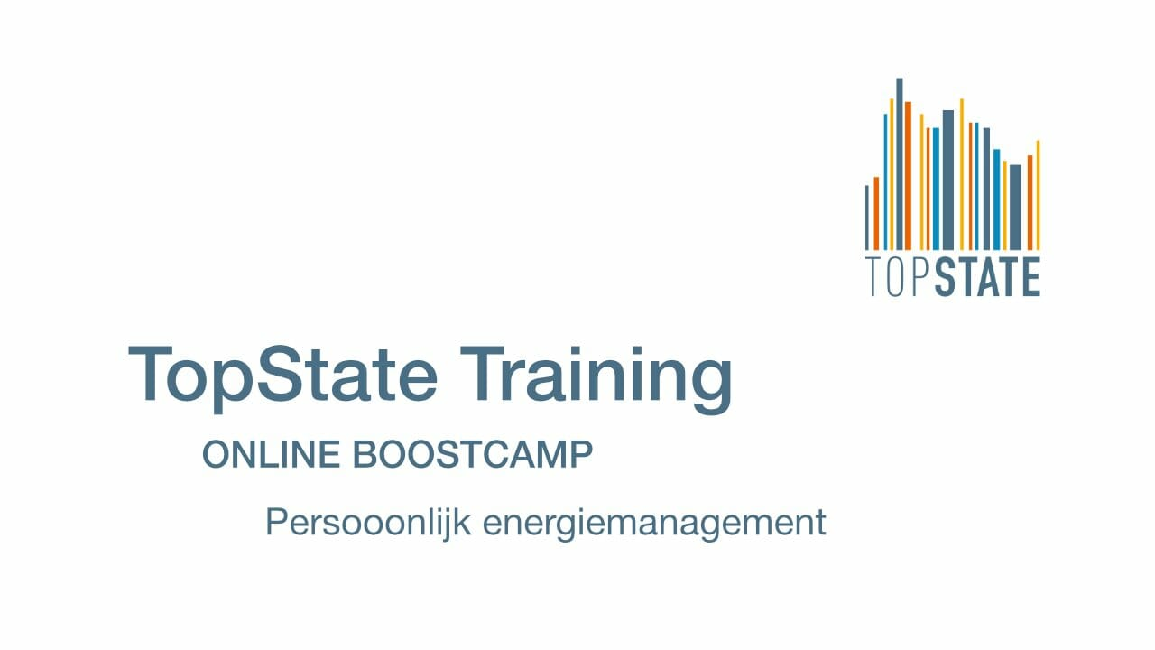 TopState BoostCamp